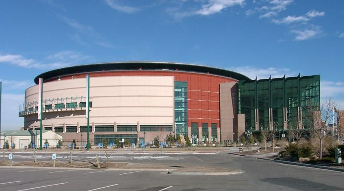 13. The Pepsi Center, which was built to house the Colorado Avalanche, Denver Nuggets, Colorado Mammoth, and concerts, opens with a sold out Celine Dion concert.