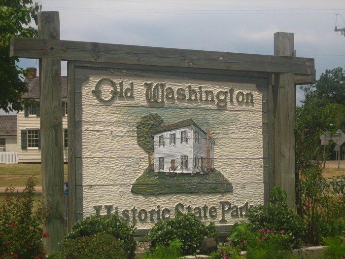 7. Historic Washington State Park (Washington)