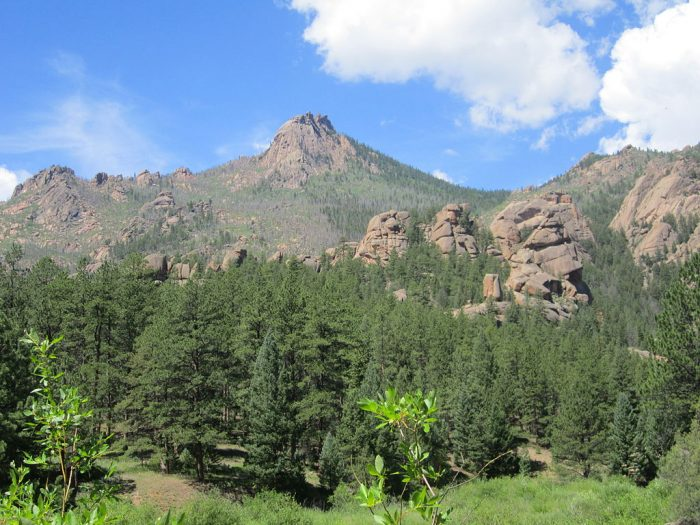 5. Lost Creek Wilderness (Pike National Forest)