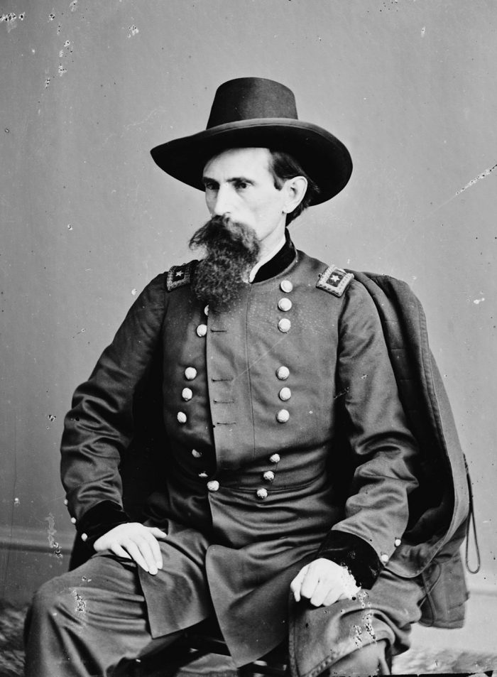 L is for Lew Wallace