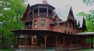 7. Mark Twain House (Hartford)