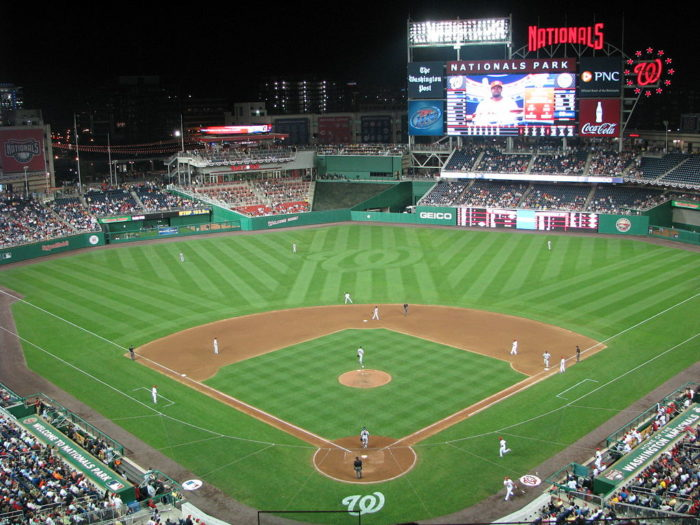 5. Root for the home team, whether that maybe the Wizards, Mystics, Nationals, DC United, Spirit or Capitals.