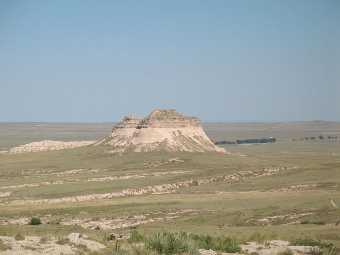 7. Pawnee Buttes (Weld County)