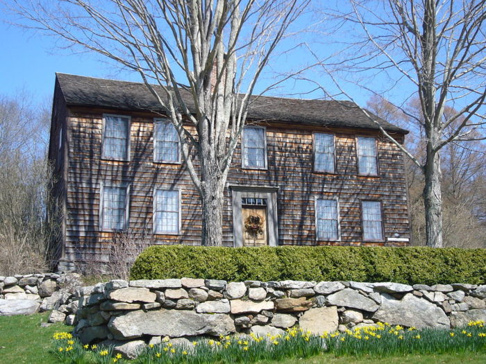 11 historic houses in connecticut with incredible pasts for Ct home builders