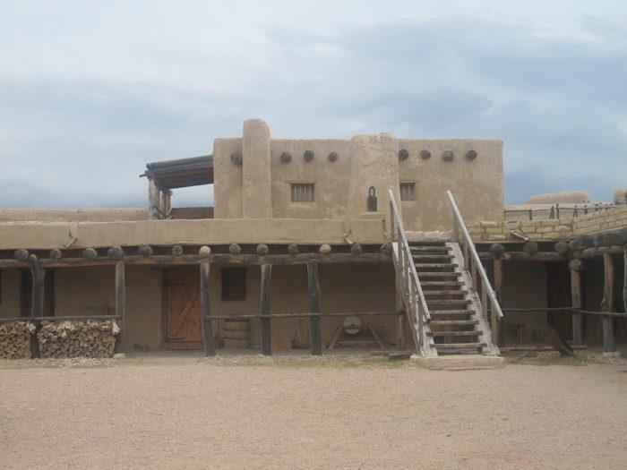 11. Bent's Old Fort National Historic Site (La Junta)