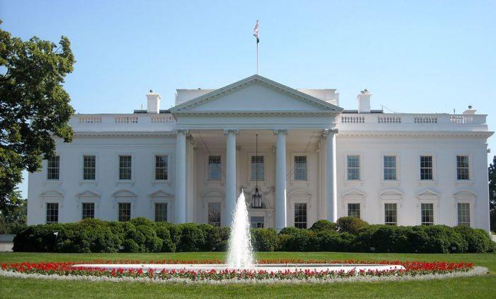 16. Tour the White House.