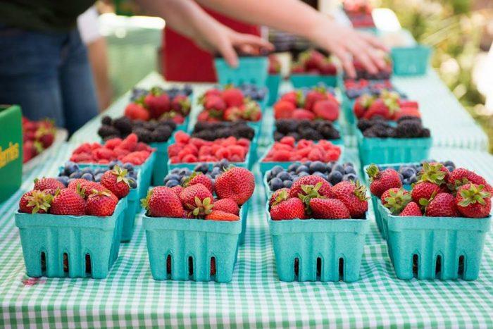 6. Oregon Berry Festival