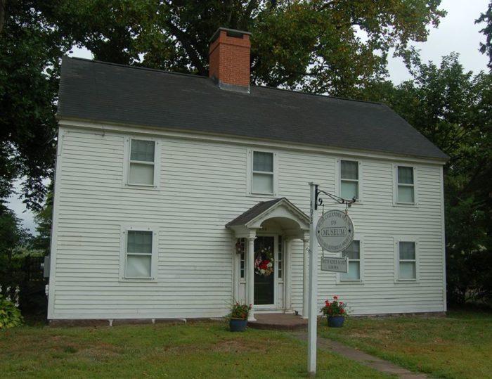 6. Ruth Callander House (Portland)