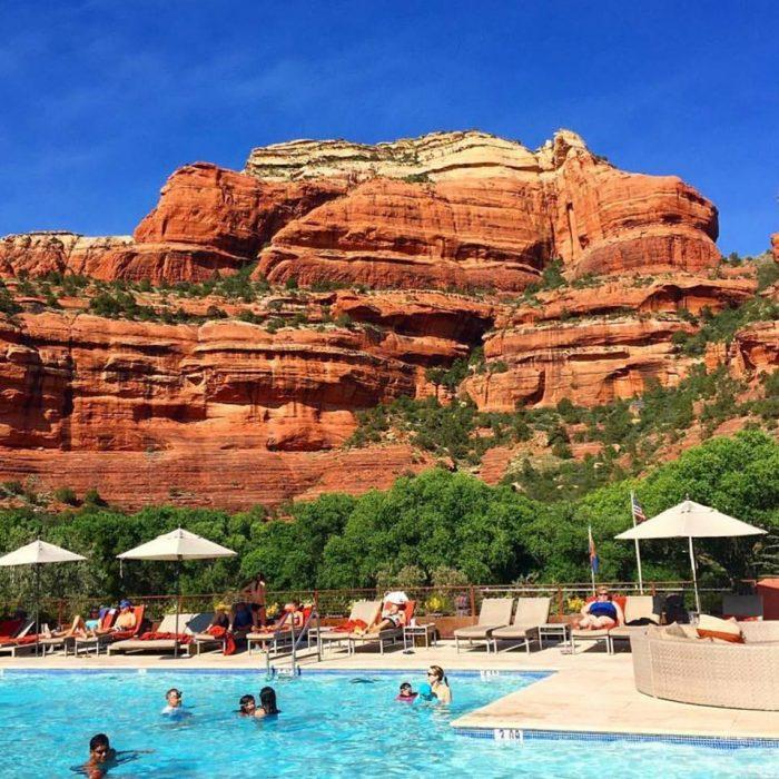 3. Arizona: Enchantment Resort