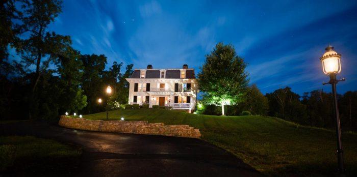 1. Chestnut Hill Bed & Breakfast Inn (Orange)