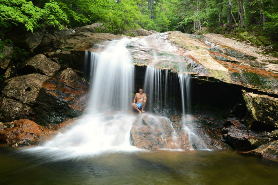 The Epic Waterfall In New Hampshire Is A Must Visit