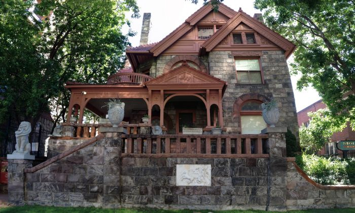 18. Molly Brown House