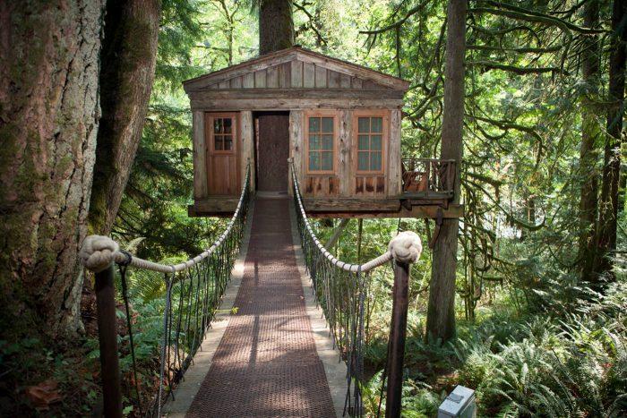 13. Washington: TreeHouse Point