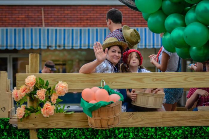 1. Mother And Daughter At The Ruston Peach Festival