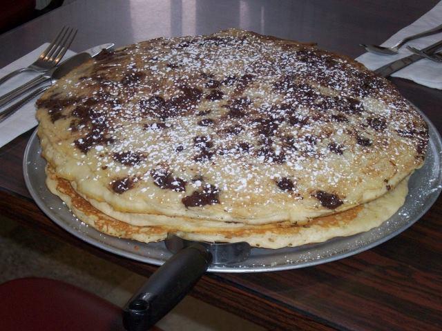 1.  Papa Pete's of Bennington, VT - Home of the Giant Pancakes, 1104 Woodford Road (Route 9 east), Bennington