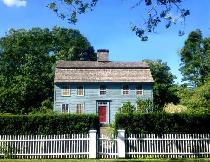 8. The Glebe House (Woodbury)