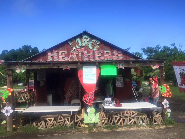 12. Mrs. Heather's Strawberry Farm, Pontchatoula, LA