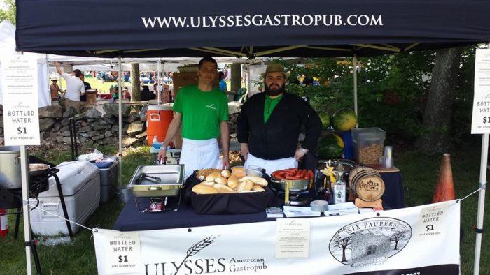 5. Ulysses American Gastropub, Wilmington