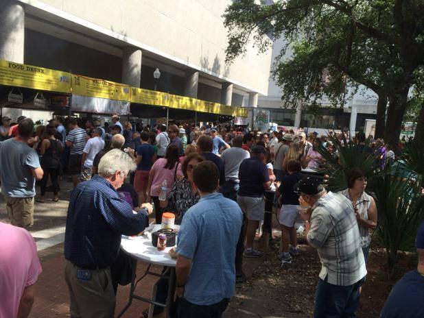 9) Crescent City BBQ and Blues Festival