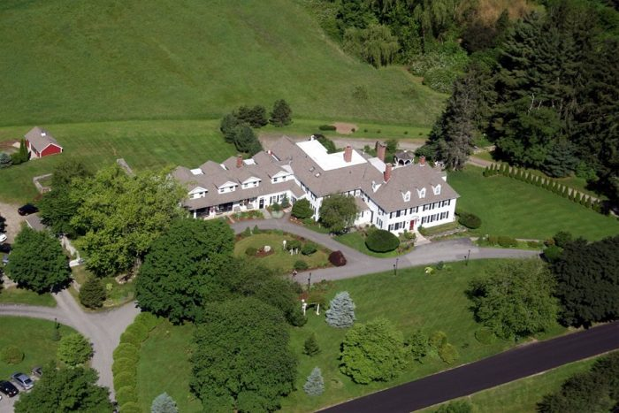 2. The Inn at Woodstock Hill (Woodstock)