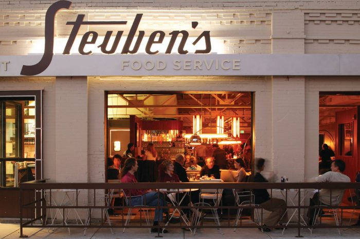 8. Chicken and Waffles at Steuben's