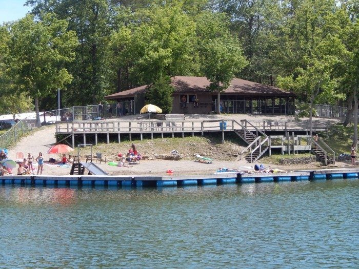 11 Little Known Hidden Beaches In Ohio
