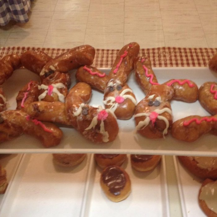 12. Donuts from Boomerang Bakery in Deer Lodge.