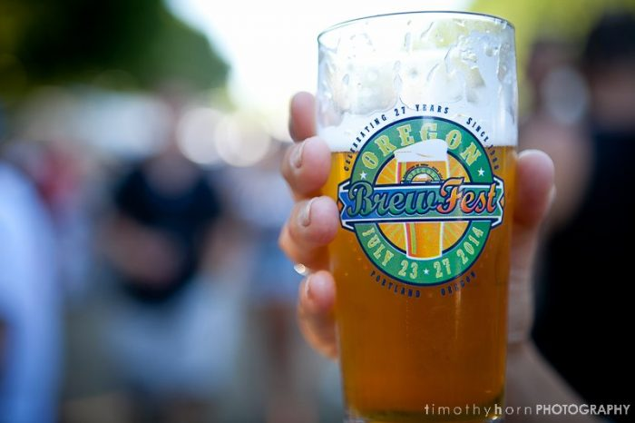 3. Oregon's Brewers Festival