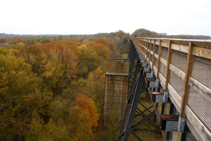 8. View from High Bridge Trail