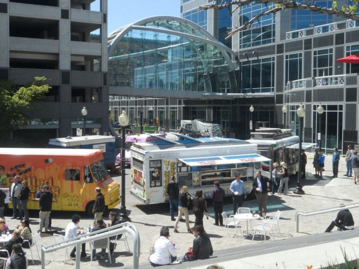 5. Anything From A Utah Food Truck