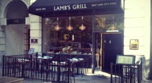Lamb's Grill is the oldest continuously operating restaurant in the Beehive State.