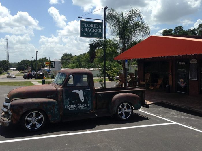 4. Florida Cracker Kitchen, Brooksville