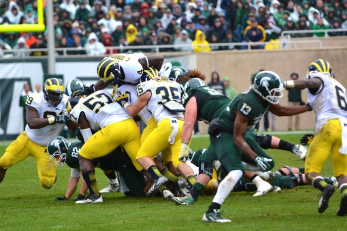2. Michigan is home to your favorite -- and least favorite -- college sports teams.