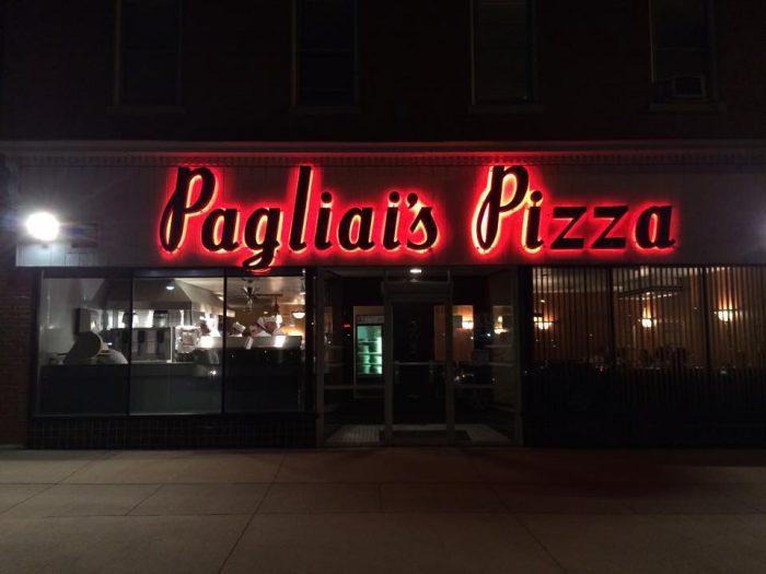 3. Pagliai's Pizza, Iowa City