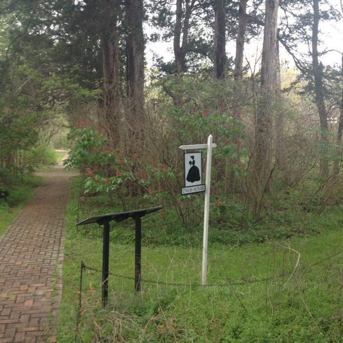 Take a walk through the grounds at Strawberry Plains Audubon Center.