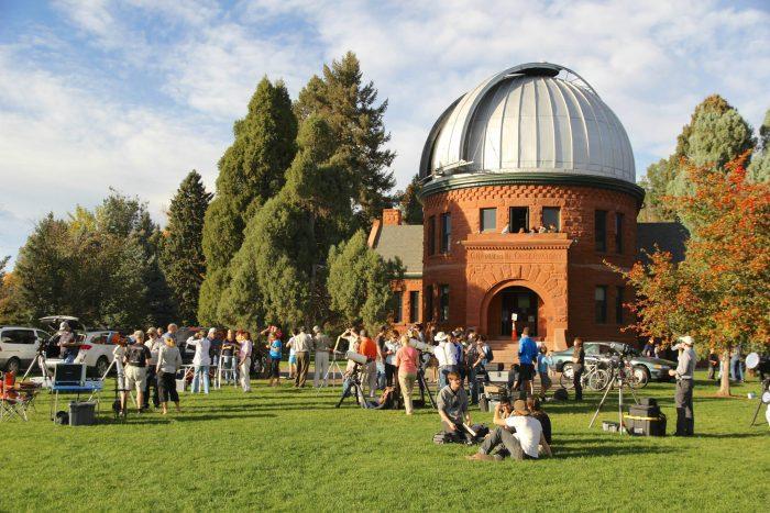 10. Chamberlin Observatory