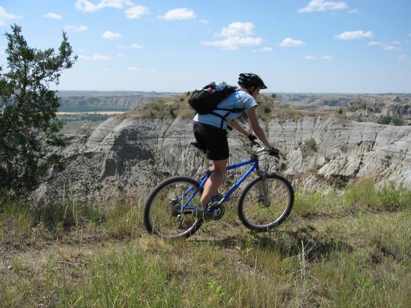 3. Bike the Maah Daah Hey Trail...if you're tough enough.