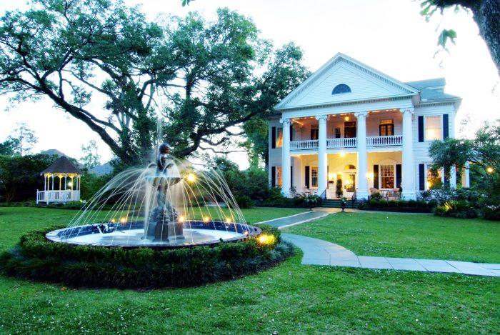 8. Historic Michabelle Inn, Hammond