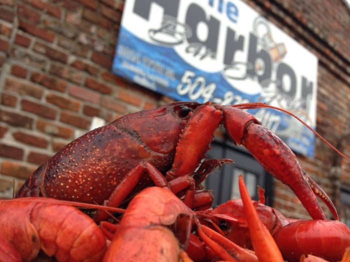 5. The Harbor Bar & Grill, Metairie