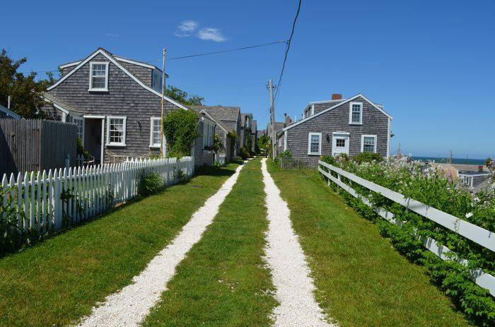 2. Massachusetts: Nantucket