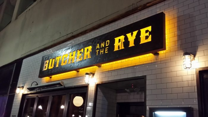 10. Butcher and the Rye - 212 Sixth Street, PIttsburgh, PA 15222