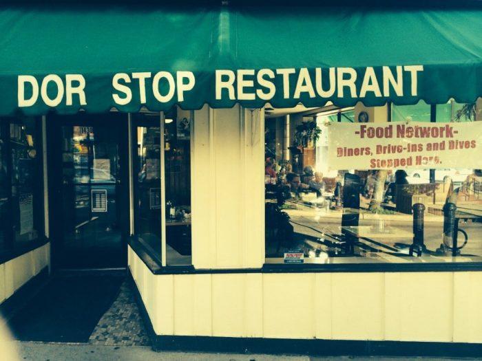 10. The Dor-Stop Restaurant
