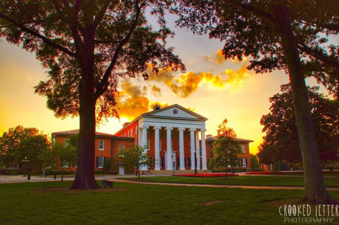 When it comes to education, Oxford has that covered too. The city is home to the University of Mississippi, which has been ranked one of the top colleges in the nation by Forbes.