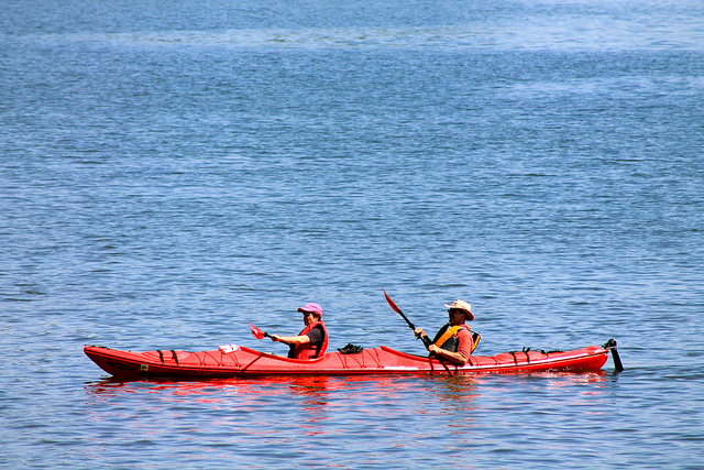 Outdoor enthusiasts also love the 3,225 acre Lake Arthur, which provides the perfect setting for kayaking...