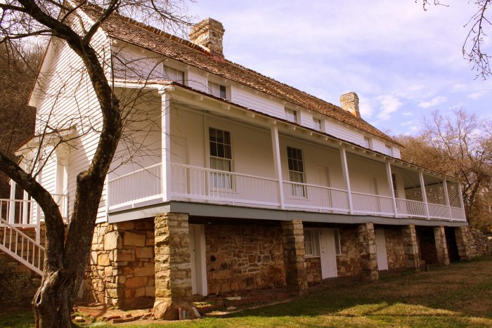 11. Cravens House - Chattanooga