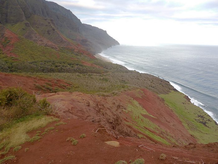 11. Hike along some of the most rugged coastline in the world.