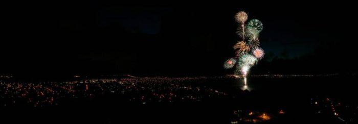 11. Kailua Fourth of July Parade, Fireworks + Airshow, Oahu