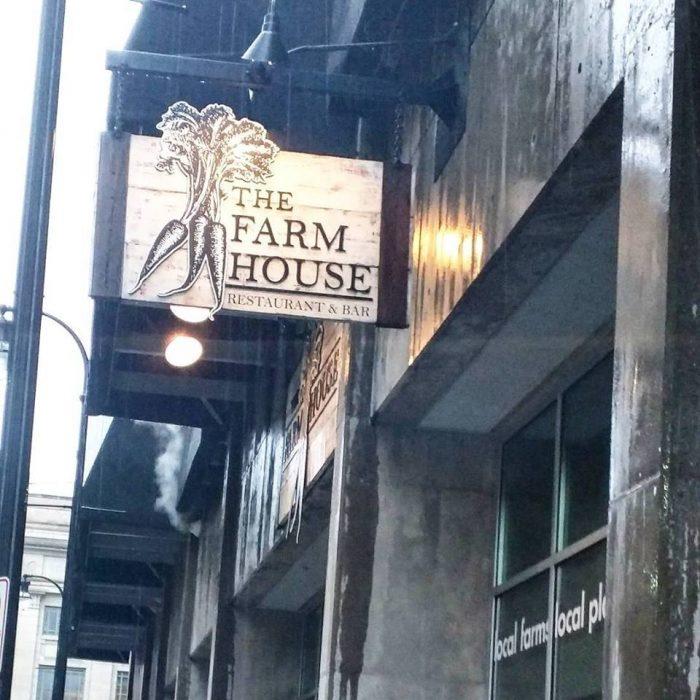 11. The Farm House