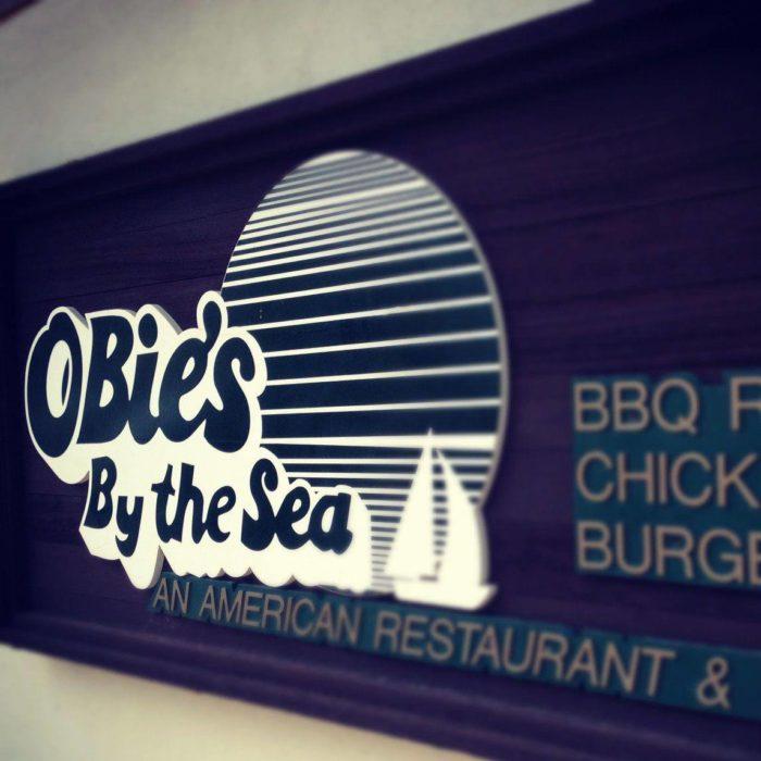 4. Obie's By The Sea, Rehoboth Beach