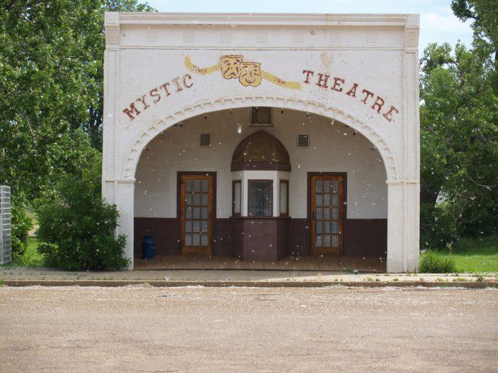 1. Mystic Theatre - Marmarth